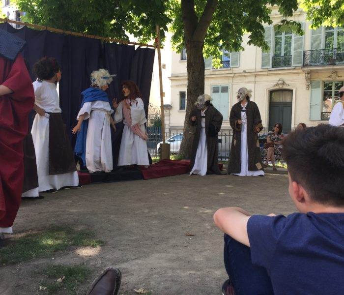Théâtre Mois Molière