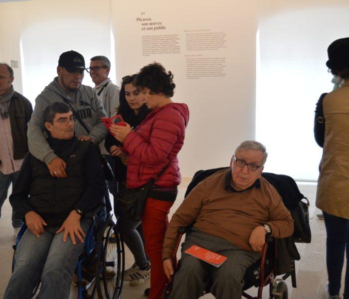 Octobre 2019 : Visite du musée Picasso