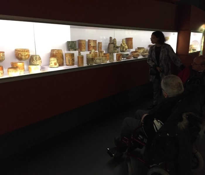Samedi 30 Novembre 2019 : Sortie au Musée du Chocolat