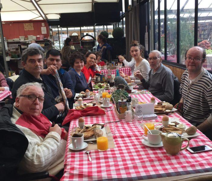 Samedi 7 Décembre 2019 : Brunch à la Ferme de Gally